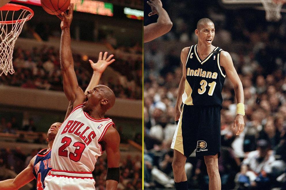 Best NBA trash talker: Michael Jordan or Reggie Miller?