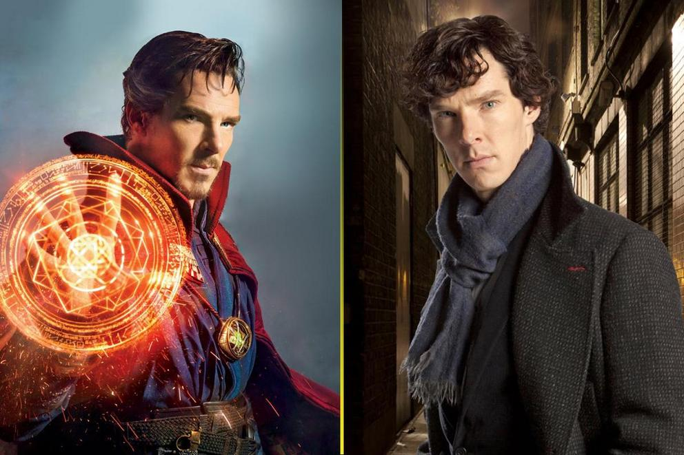 Benedict Cumberbatch's best role: Doctor Strange or Sherlock Holmes?