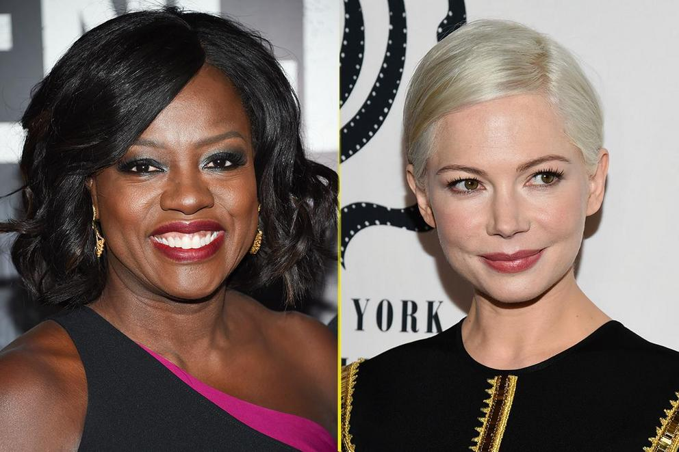 Who will win the Golden Globe for Best Supporting Actress: Viola Davis or Michelle Williams?
