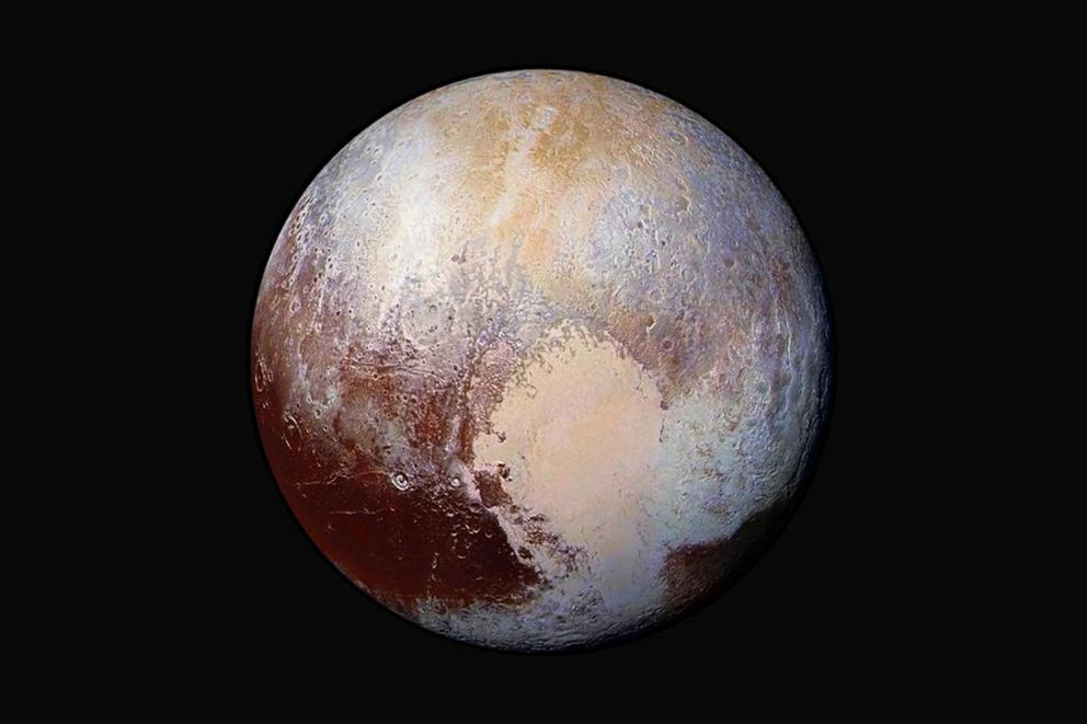 Is Pluto actually a planet?