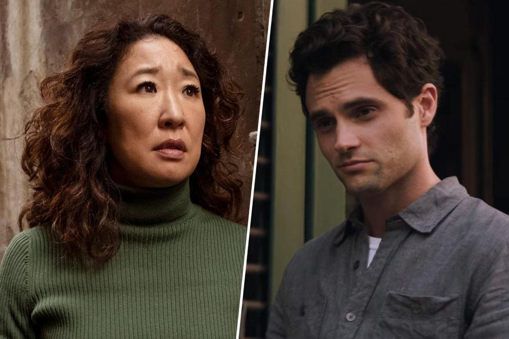Which thriller are you obsessed with: 'Killing Eve' or 'You'?