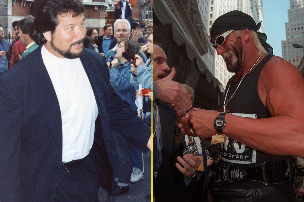 "Greatest WWE heel ever: Ted DiBiase or ""Hollywood"" Hogan?"