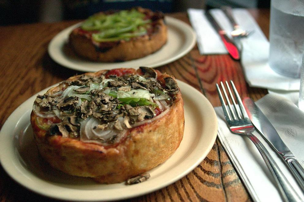 Should deep dish pizza really be considered pizza?