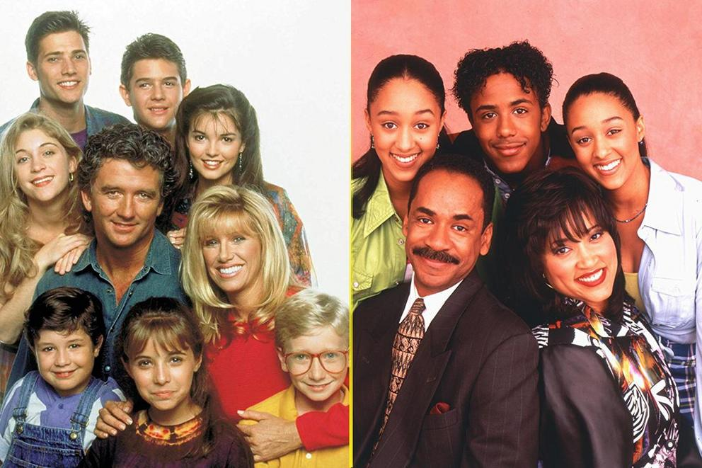 Best sitcom only '90s kids would remember: 'Step By Step' or 'Sister, Sister'?