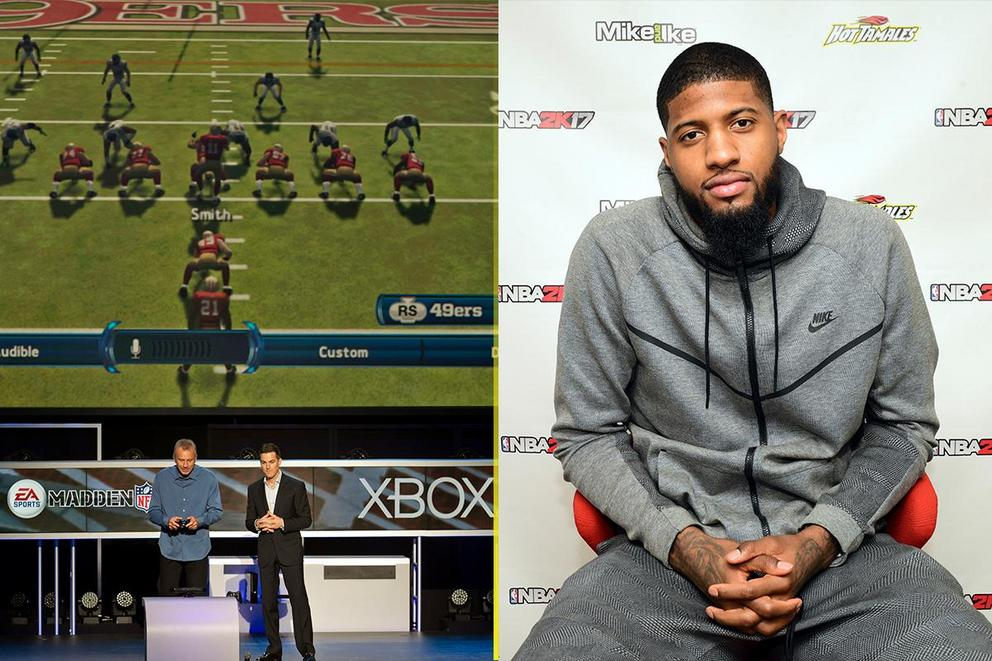 Best sports video game franchise: 'Madden NFL' or 'NBA 2K'