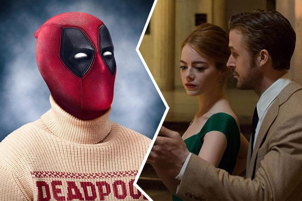 Which will win Best Picture, Musical or Comedy: 'La La Land' or 'Deadpool'?