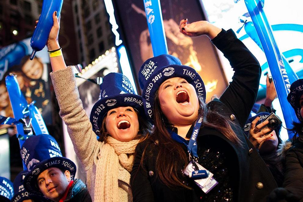 Is New Year's Eve the most overrated holiday ever?