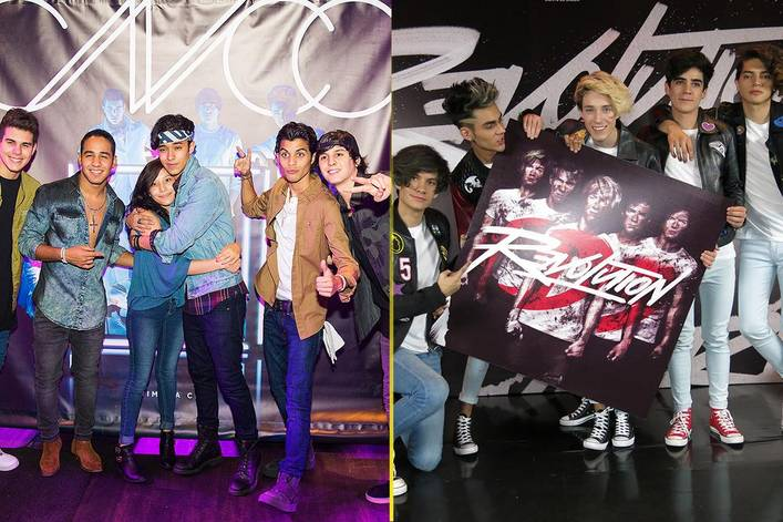 Ultimate Latin pop boy band: CNCO or CD9?