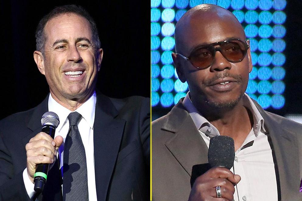 Who's funnier: Jerry Seinfeld or Dave Chappelle?