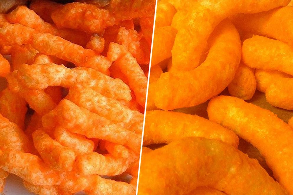 Which is your favorite kind of Cheetos: Crunchy or Puffs?