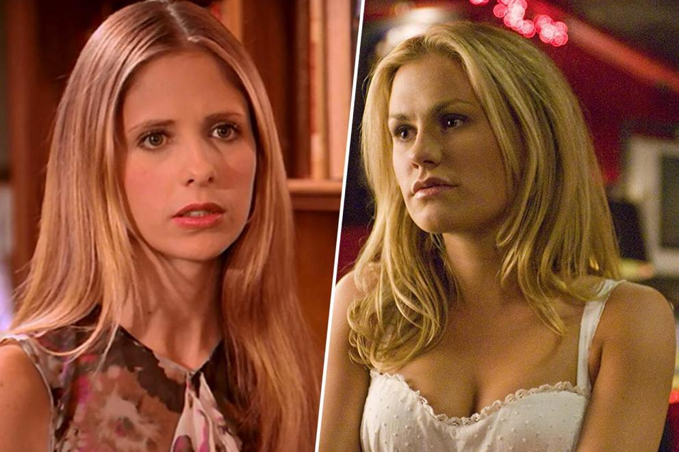 Favorite vampire series with a strong female lead: 'Buffy the Vampire Slayer' or 'True Blood'?