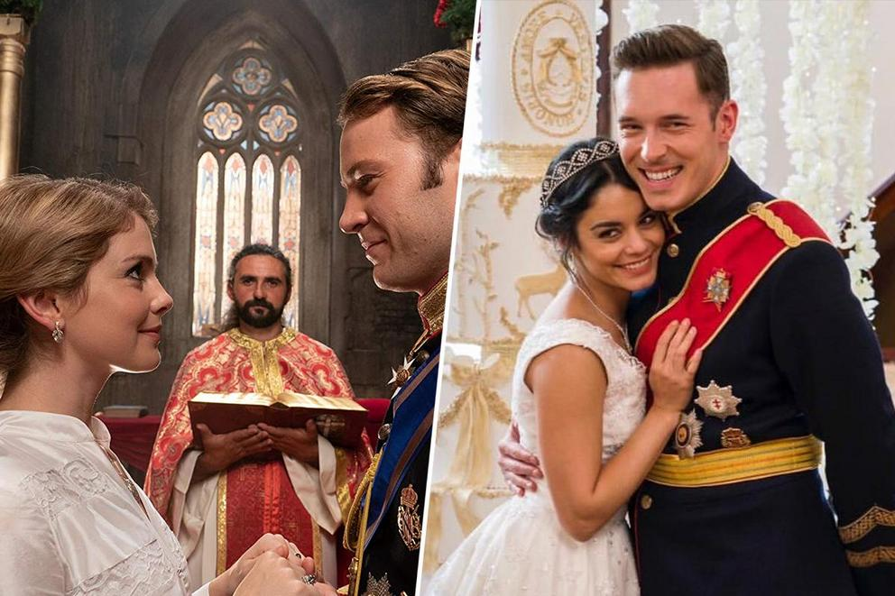 Favorite Netflix romantic holiday movie: 'A Christmas Prince 2' or 'The Princess Switch'?