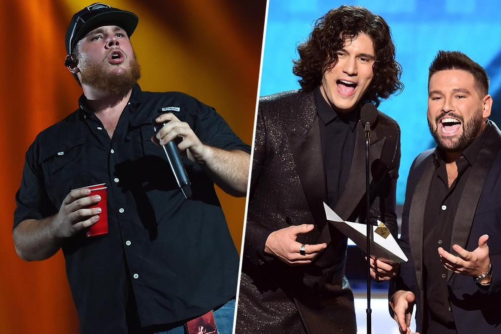Best of new country: Luke Combs or Dan + Shay?