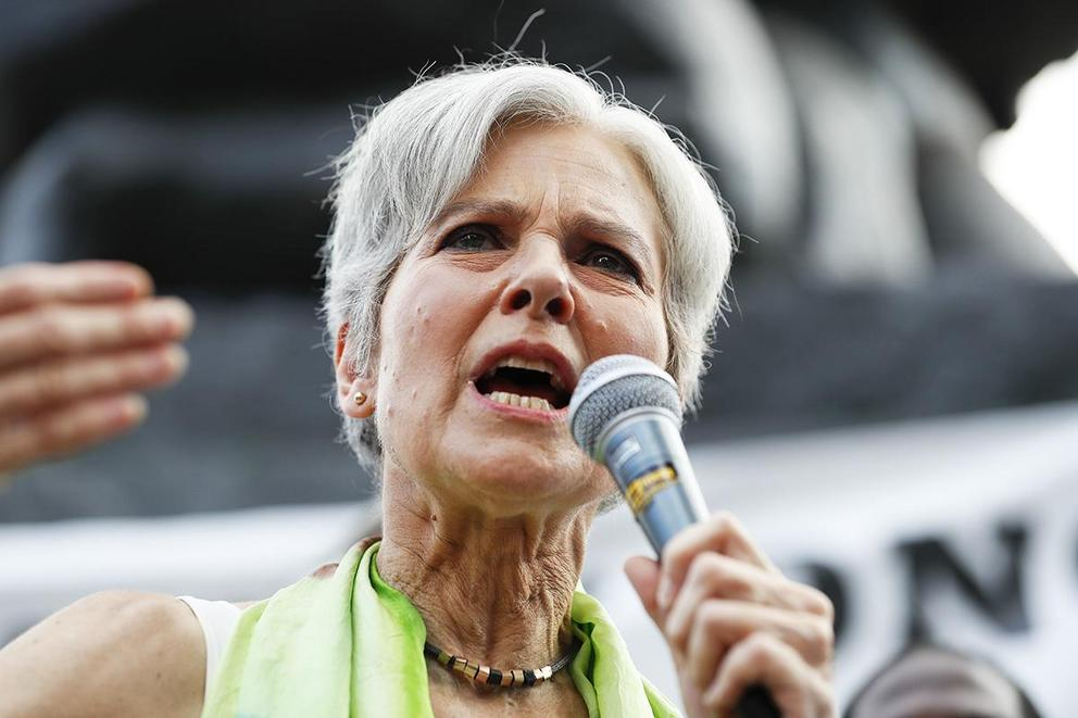 Should Congress really be investigating Jill Stein?