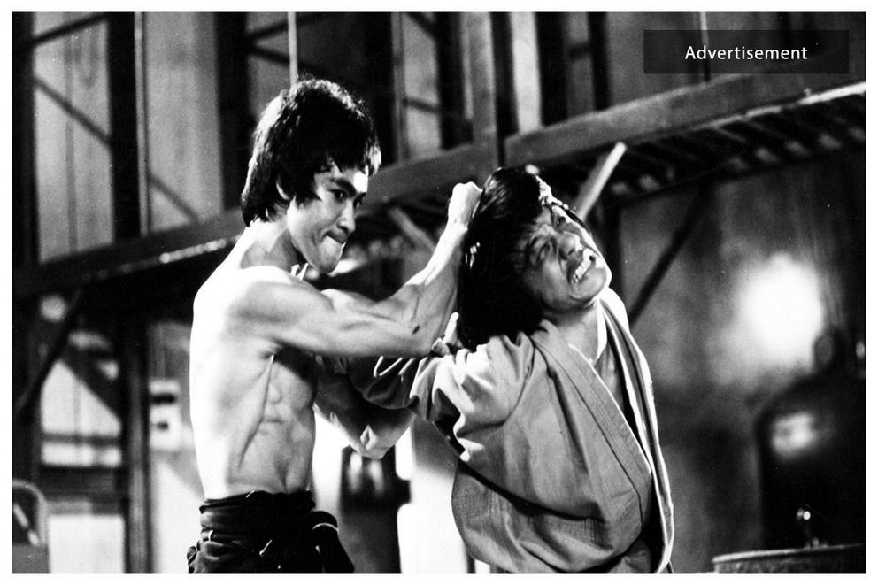Who's the king of martial arts films: Bruce Lee or Jackie Chan?