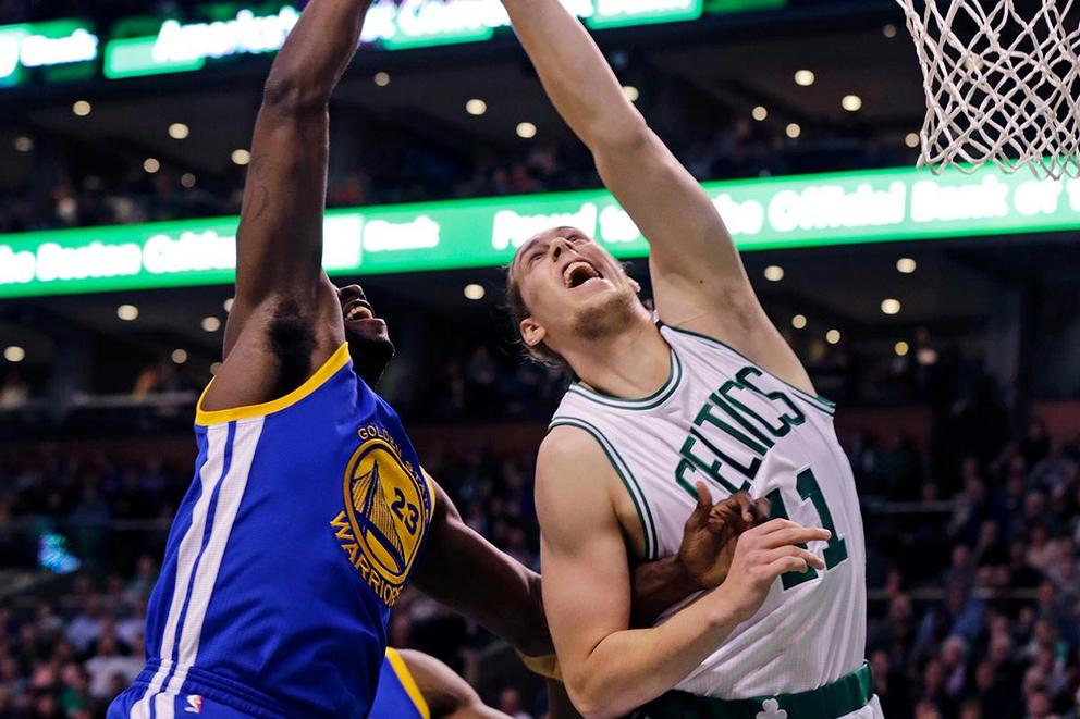 Who's the dirtier NBA player: Draymond Green or Kelly Olynyk?