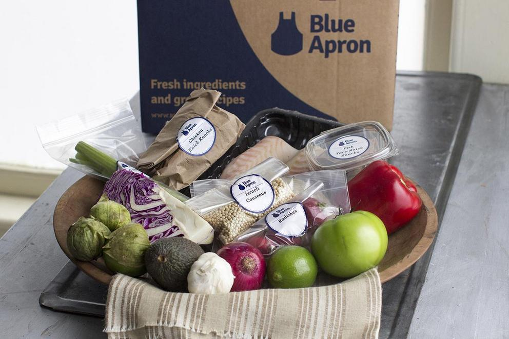 Should we replace food stamps with a Blue Apron-style food delivery box?