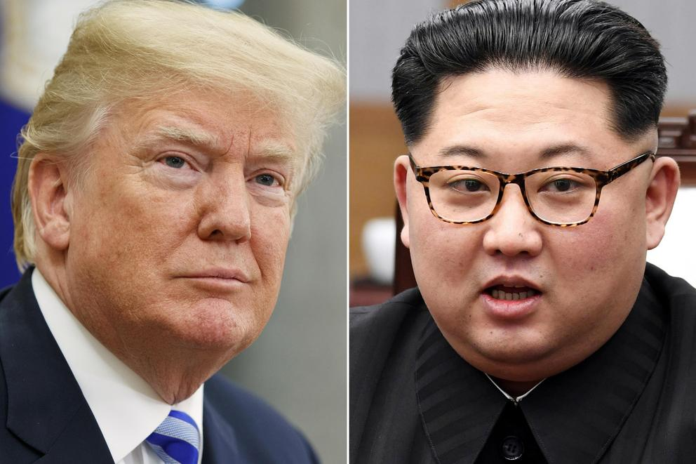 Should President Trump reschedule his meeting with Kim Jong Un?