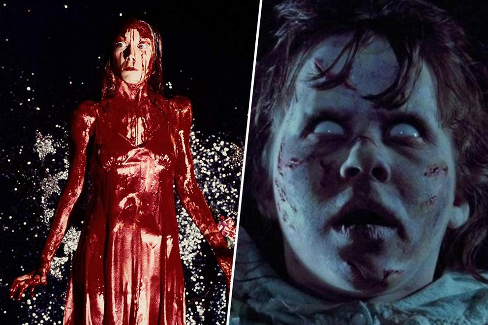 Who had it worse: Carrie White from 'Carrie' or Regan from 'The Exorcist'?