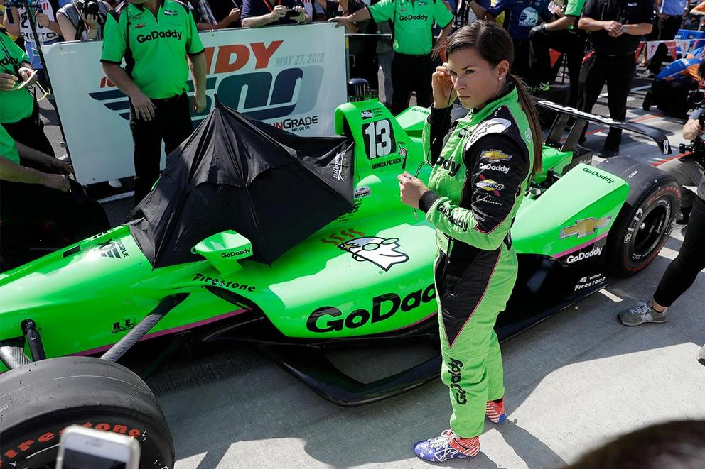 Will Danica Patrick win the Indy 500?
