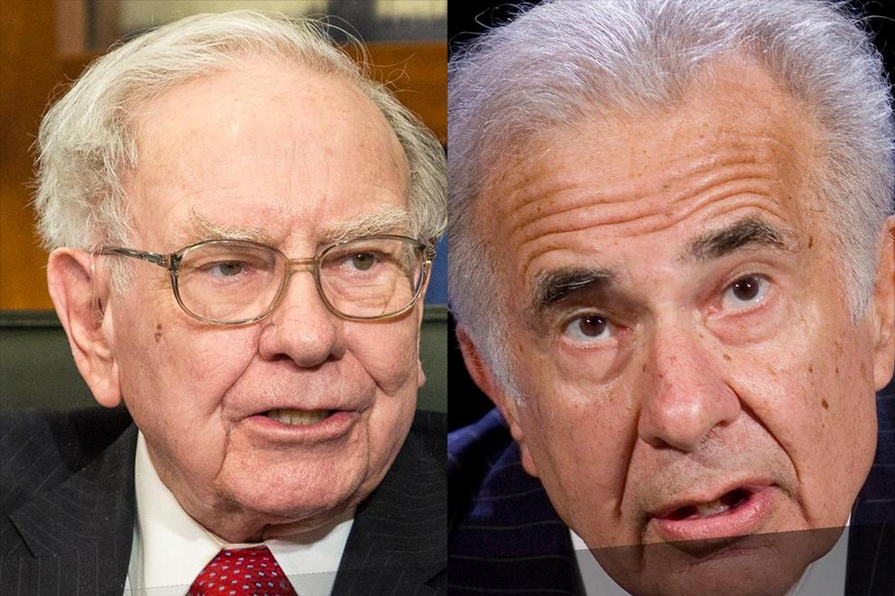 Which iconic investor is right about Apple - Buffett or Icahn?