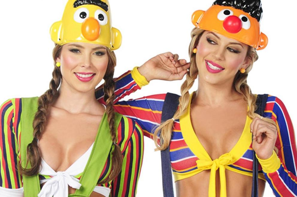 Have we reached peak sexy Halloween costumes?