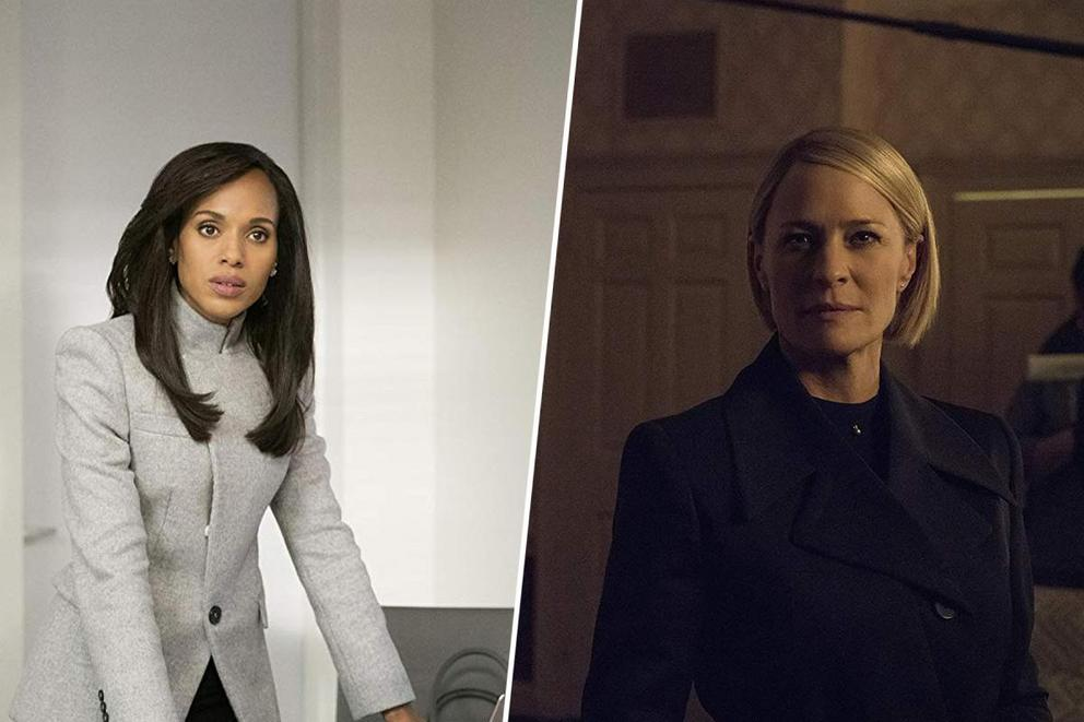 Best Political TV Show: 'Scandal' or 'House of Cards'?