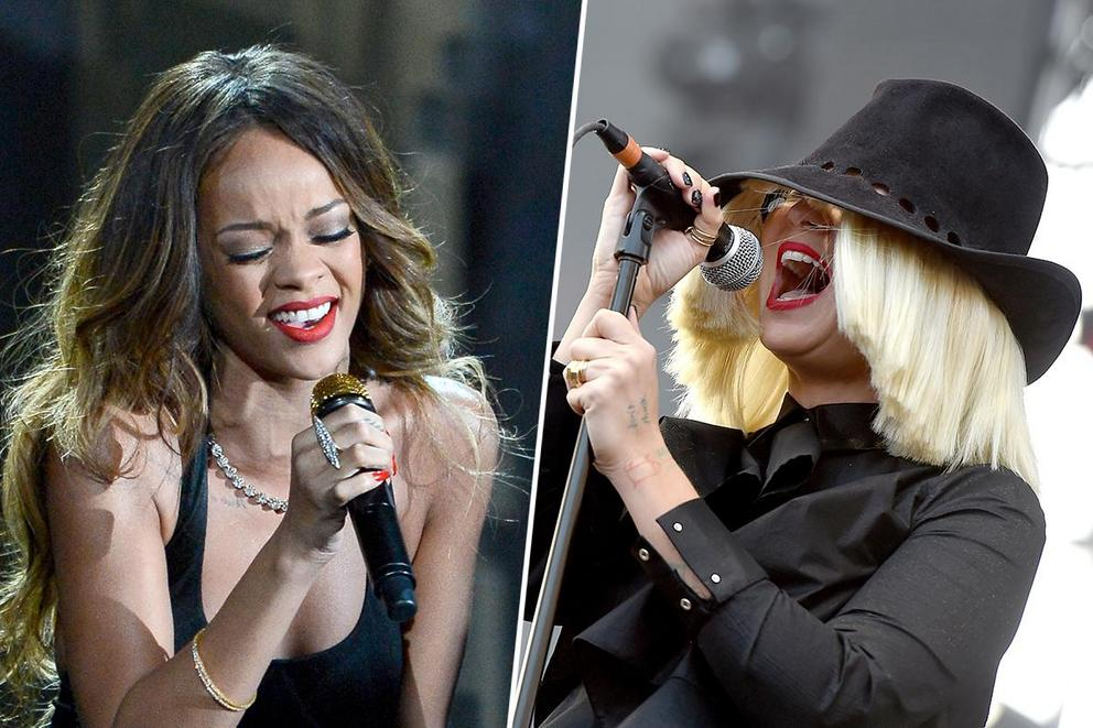 Most influential pop vocalist of this generation: Rihanna or Sia?