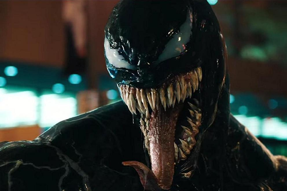 Are you stoked to see the new 'Venom' movie?