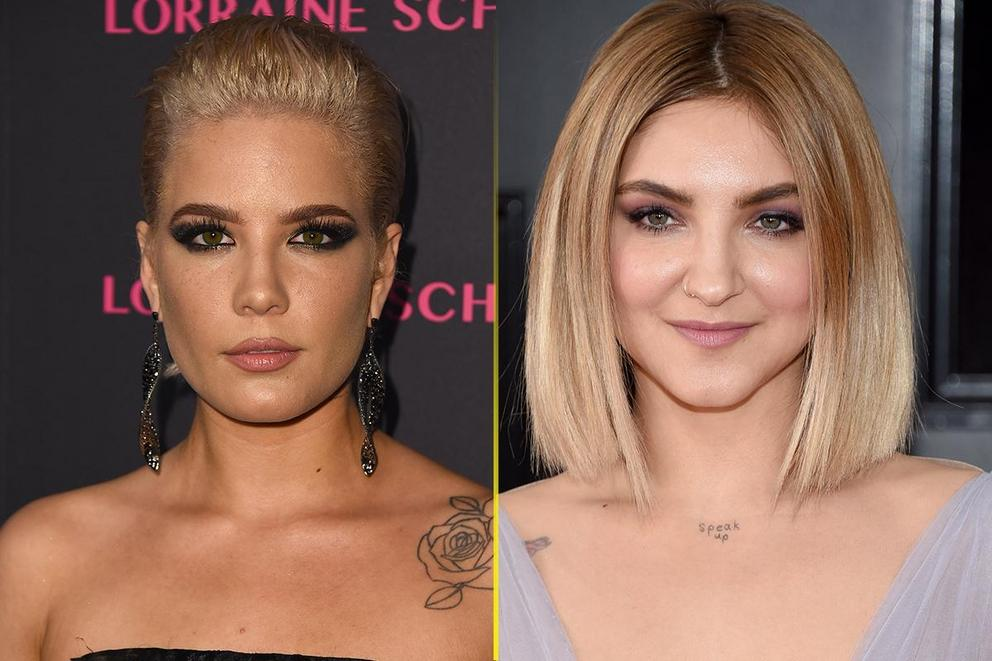 Radio Disney's Breakout Artist of the Year: Halsey or Julia Michaels?