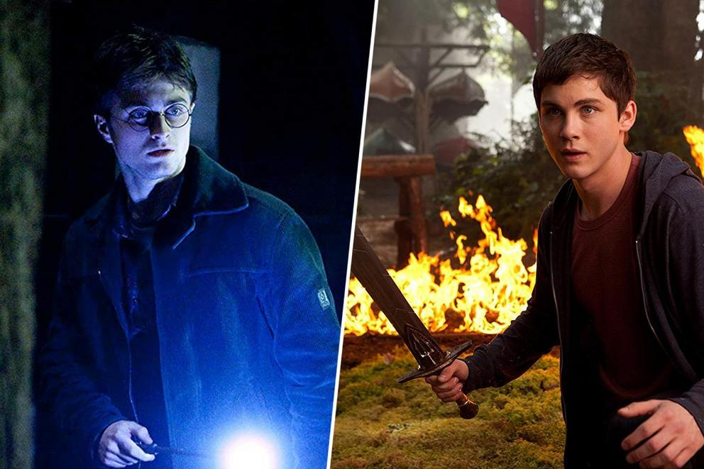 Best young adult fantasy series: 'Harry Potter' or 'Percy Jackson'?