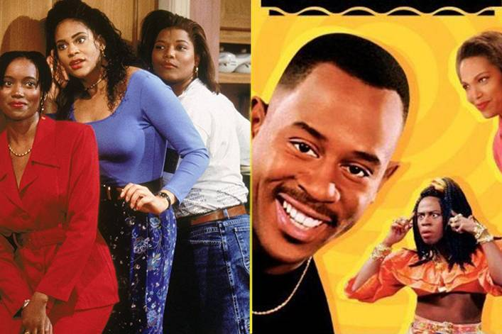 Best sitcom only '90s kids would remember: 'Living Single' or 'Martin'?