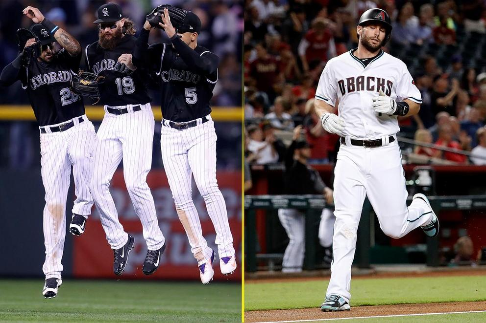 Who wins the NL Wild Card: Colorado Rockies or Arizona Diamondbacks?