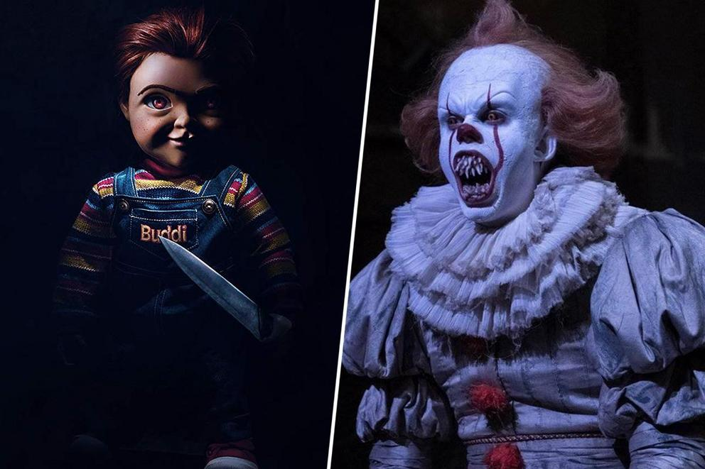 Which horror icon will slaughter 2019: Chucky or Pennywise?