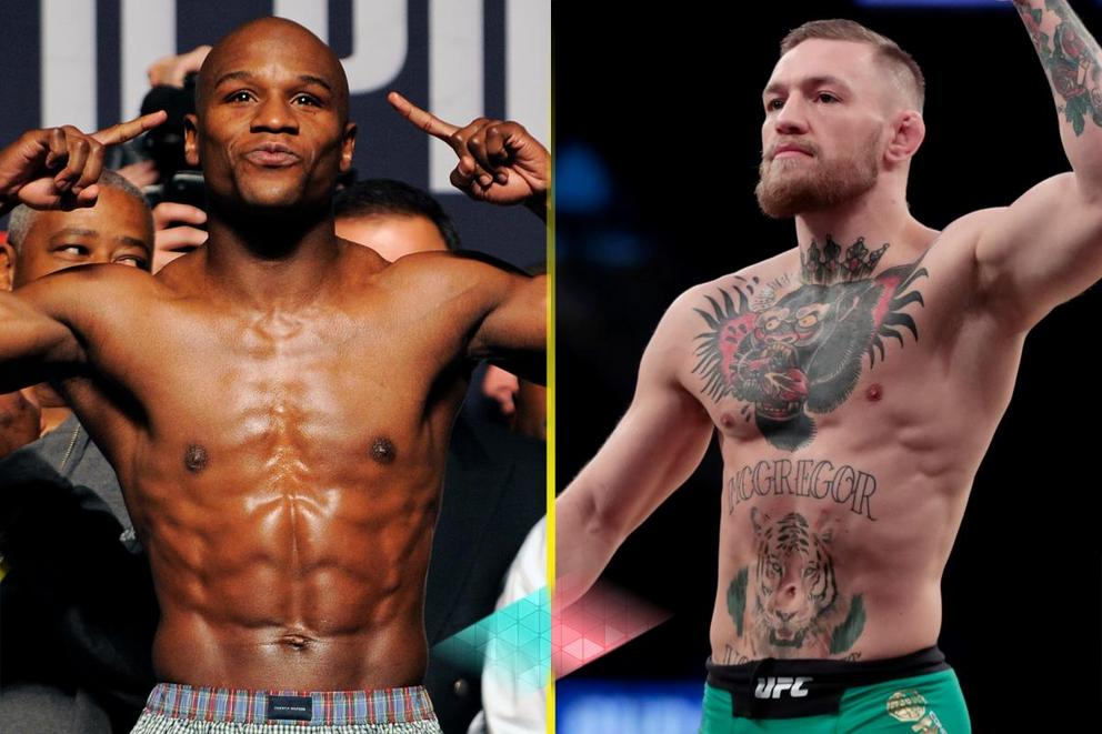 Who would win a boxing match: Conor McGregor or Floyd Mayweather?