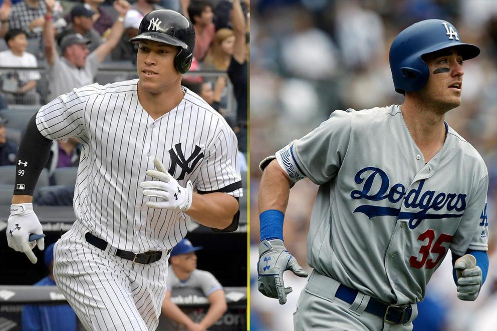 MLB Rookie of the Year: Aaron Judge vs. Cody Bellinger?