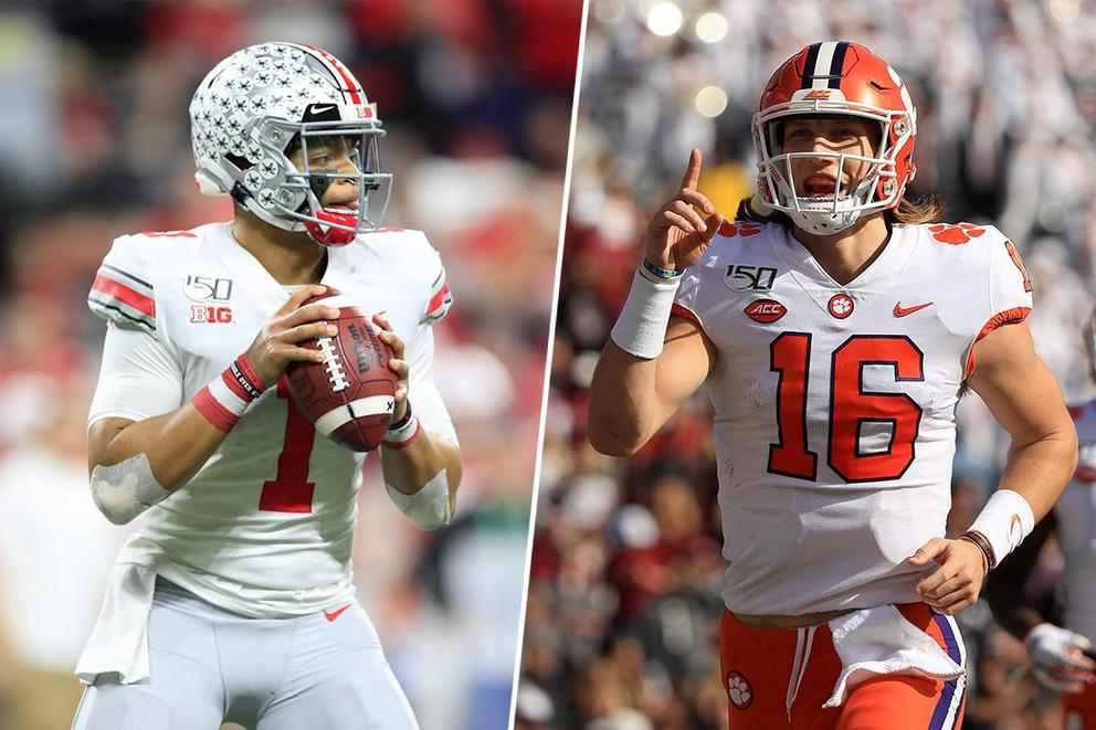 Who will survive the Fiesta Bowl: Ohio State or Clemson?