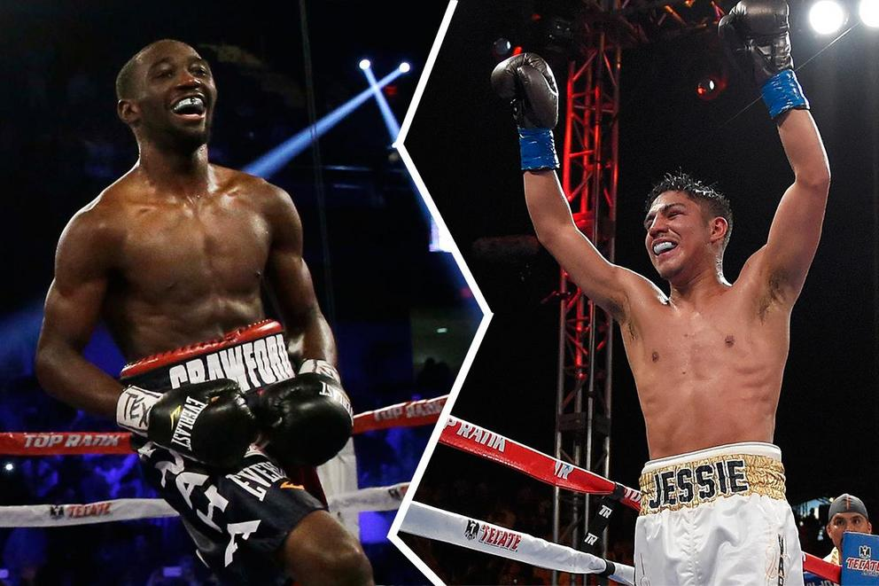 Who should Pacquiao fight: Terence Crawford or Jessie Vargas?