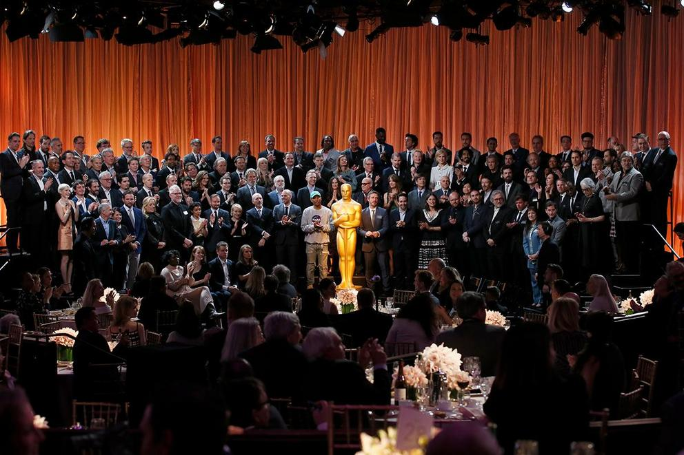 Are the Oscars still too white?