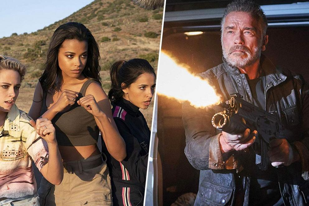 Which November action movie are you going to see: 'Charlie's Angels' or  'Terminator: Dark Fate'?