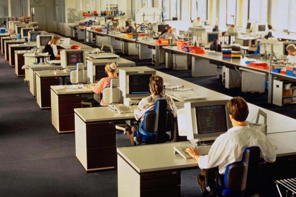 Are open office plans the absolute worst?