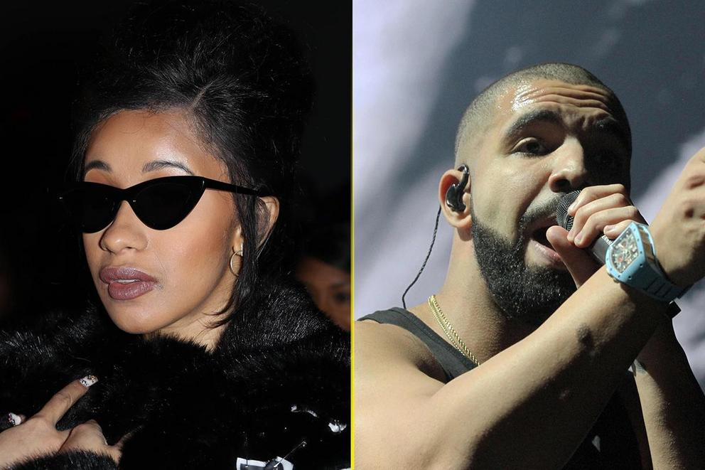 Best hip-hop artist of 2018 so far: Cardi B or Drake?