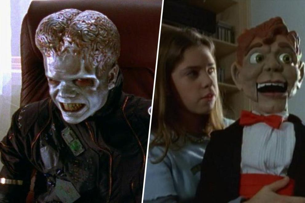 Most traumatic '90s kids' show: 'Are You Afraid of the Dark?' or 'Goosebumps'?