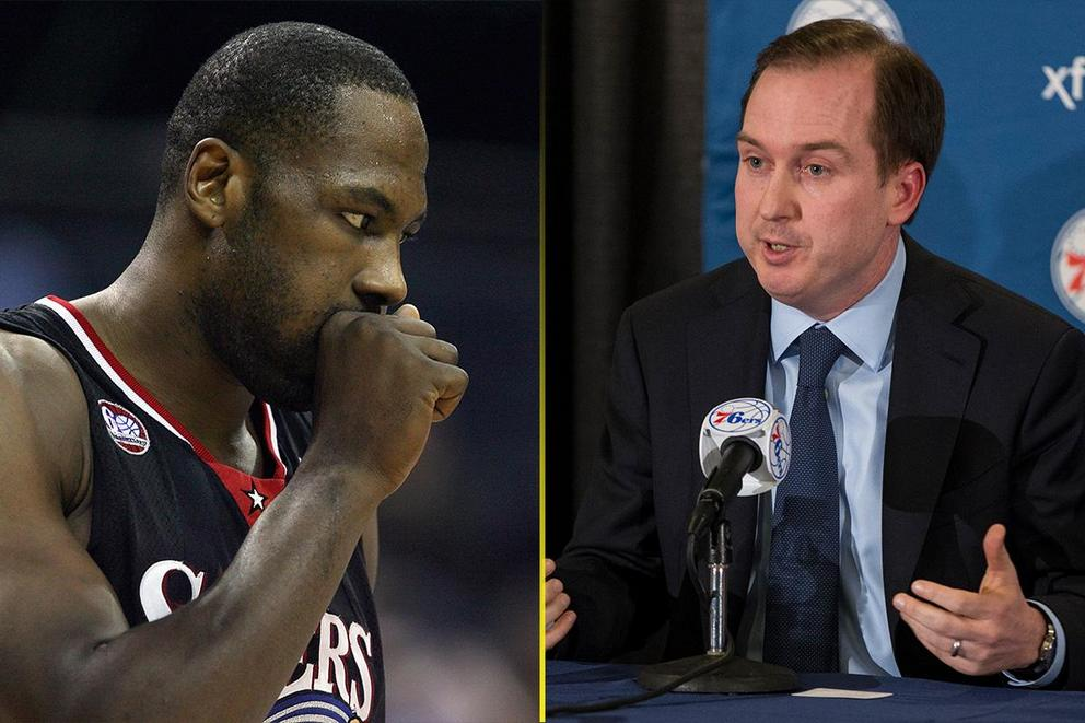 Who was the better pick for Sixers general manager: Elton Brand or Sam Hinkie?