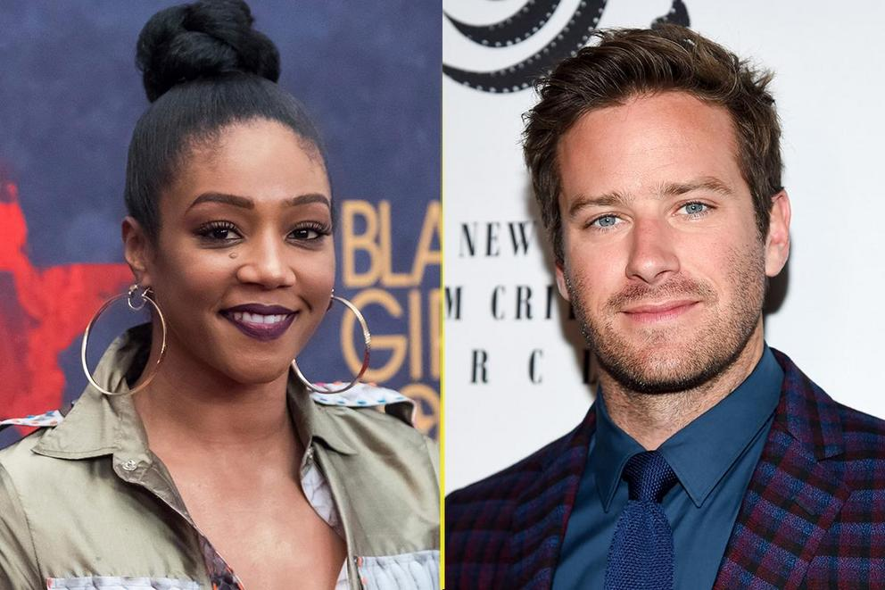 Biggest acting Oscar snub: Tiffany Haddish or Armie Hammer?