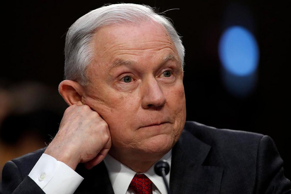 Does Attorney General Jeff Sessions need to go?