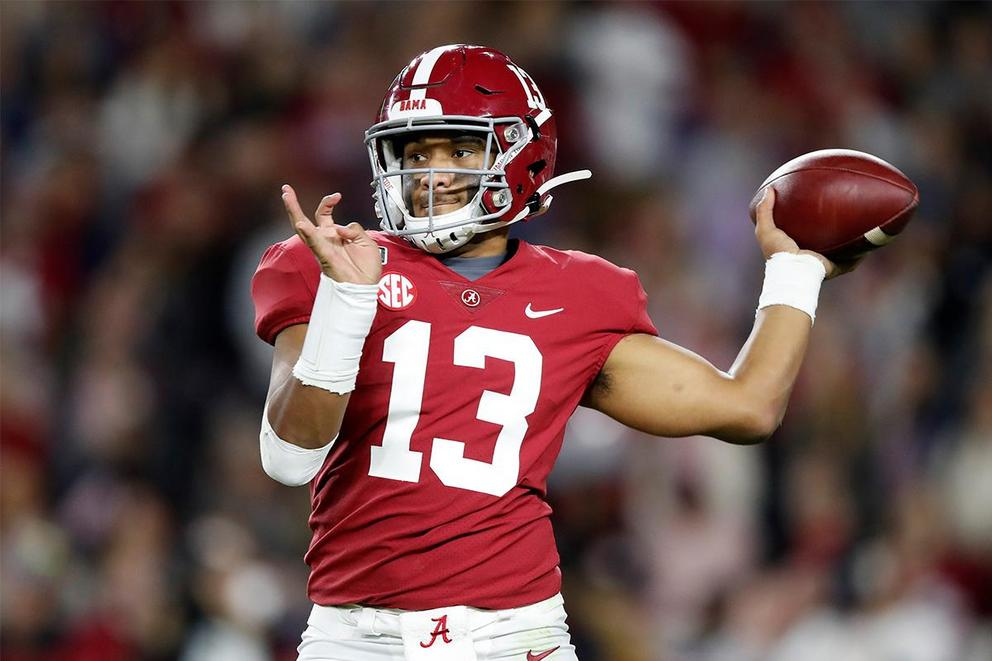 Should Tua Tagvailoa stay at Alabama?