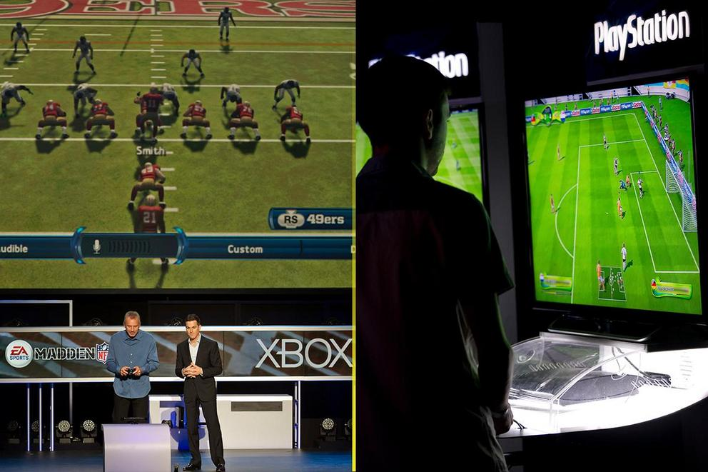 Best sports video game franchise: 'Madden NFL' or 'FIFA'?