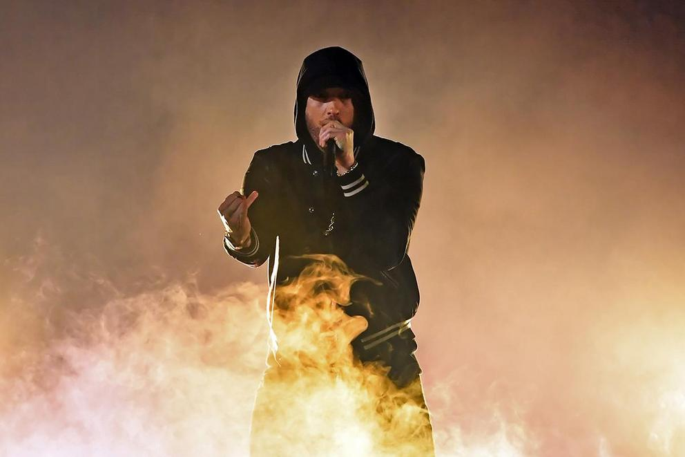 Is Eminem the greatest rapper alive?