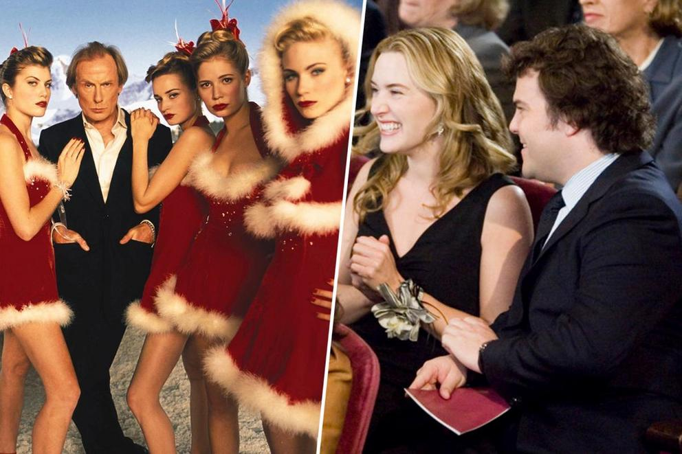 Favorite holiday rom-com: 'Love Actually' or 'The Holiday'?